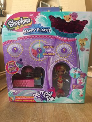 Shopkins Mermaid Tails for Sale in Los Angeles, CA