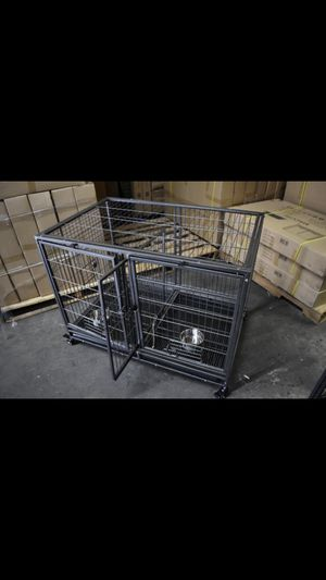 """Dog Cage kennel with divider """"HEAVY DUTY"""" for Sale in Beverly Hills, CA"""