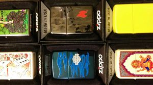 Zippos slightly used no scratches for Sale in Las Vegas, NV