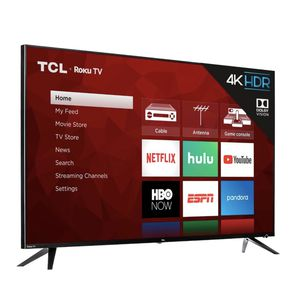 TCL Roku TV for Sale in Fuquay-Varina, NC