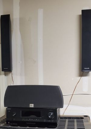 Sony receiver for Sale in Tulare, CA