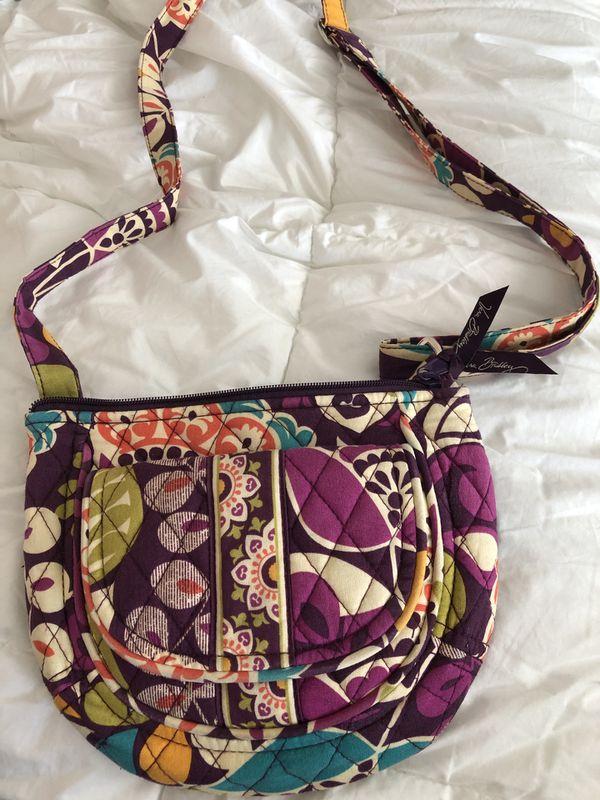 Vera Bradley side bag