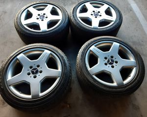 S500 S430 Cl500 Rims for Sale in Artesia, CA