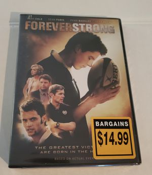 New Sealed Forever Strong DVD for Sale in Henderson, NV