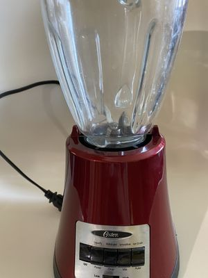 Oster BLSTMG blender with glass jar for Sale in LOS ANGELES, CA