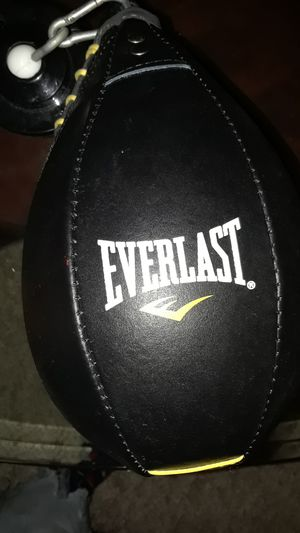 "***Professional ""EVERLAST"" Boxing Speed Bag!!!*** for Sale in Tampa, FL"