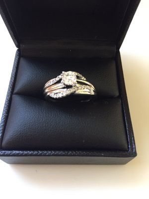 Wedding ring set for Sale in Wenatchee, WA