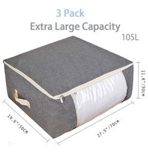 3 packs storage bags for Sale in San Antonio, TX