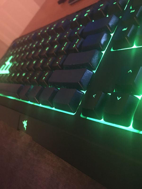 Razer Cynosa Chroma Gaming Keyboard - 104 Keys