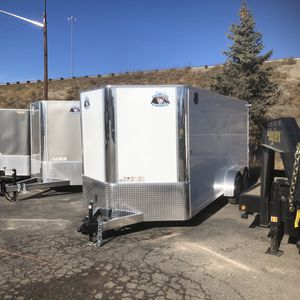 New 2021 7x16 R&M Contractor Grade Cargo Trailer for Sale in Arvada, CO
