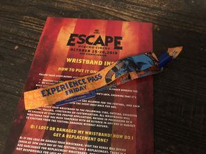 Escape Rave Ticket FRIDAY for Sale in Chino, CA