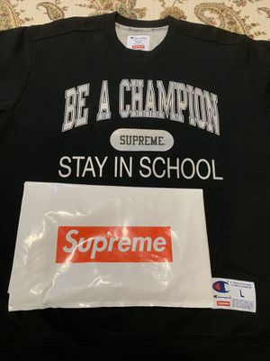 Supreme Champion Collaboration Stay School for Sale in Queens, NY