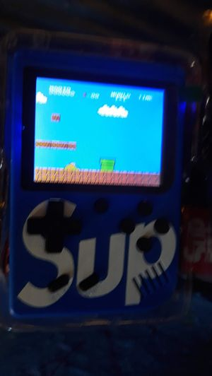 RETRO GAME BOYS 400 GAMES TV CONECTION HD for Sale in Anaheim, CA