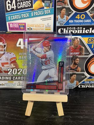 Mike Trout Unparalled card for Sale in Clinton, SC