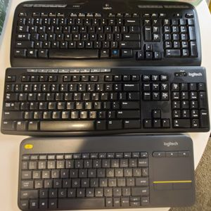 Logtech Bluetooth Keyboards for Sale in Long Beach, CA