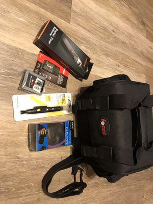 Camera accessories for Sale in Austin, TX