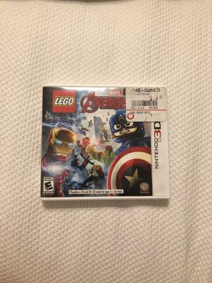 LEGO Avengers ...Nintendo 3DS game for Sale in League City, TX