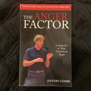 The Anger Factor By Jeffery Combs for Sale in La Puente, CA