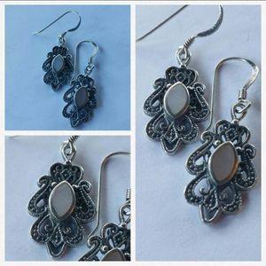 Mother of Pearl Earrings for Sale in Leavenworth, WA