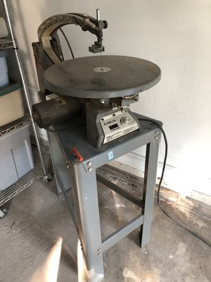 18 inch Delta scroll saw. for Sale in Arvada, CO