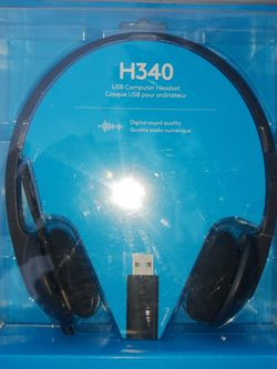 Logitech H340 for Sale in Tacoma,  WA