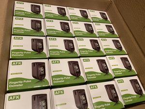 50pcs Finger Pulse Oximeter Blood Oxygen Saturation Heart Rate Measuring SpO2 Monitor for Sale in South El Monte, CA