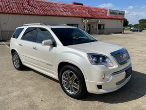 2011 GMC ACADIA DENALI FULLY LOADED compare Ford Explorer for Sale in Lewisville, TX