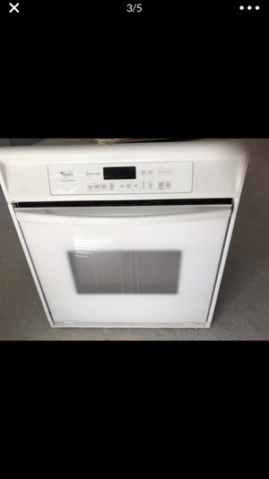 Wall oven, dishwasher and overhead microwave bundle for Sale in Houston, TX