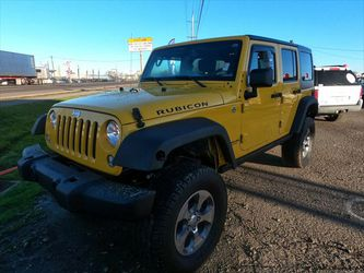 2015 Jeep Wrangler Unlimited for Sale in Corvallis,  OR