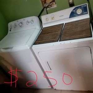 Hotpoint Washer and Dryer for sale! for Sale in Brownsville, TX