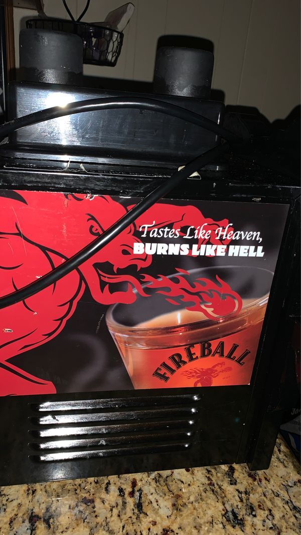 Fireball Drink Dispenser For Sale In Pearland Tx Offerup