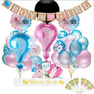 Gender Reveal Boy Girl Pink and Blue Party Pack for Sale in Upland, CA