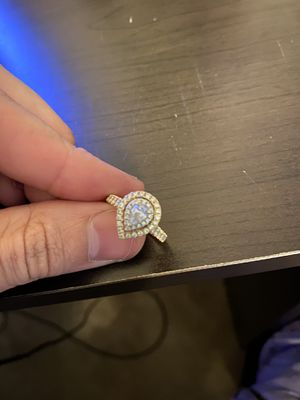 Engagement Ring *REAL DIAMONDS AND GOLD* for Sale in Nashville, TN