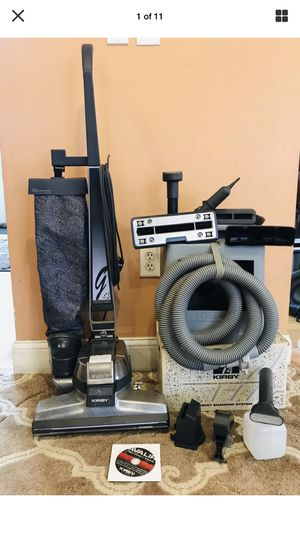 Kirby G4 Vacuum Cleaner W/Attachments & Shampooer for Sale in Raymond, NH