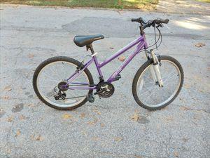 Roadmaster Granitepeak 24inch Girls mountain bike for Sale in Decatur, GA