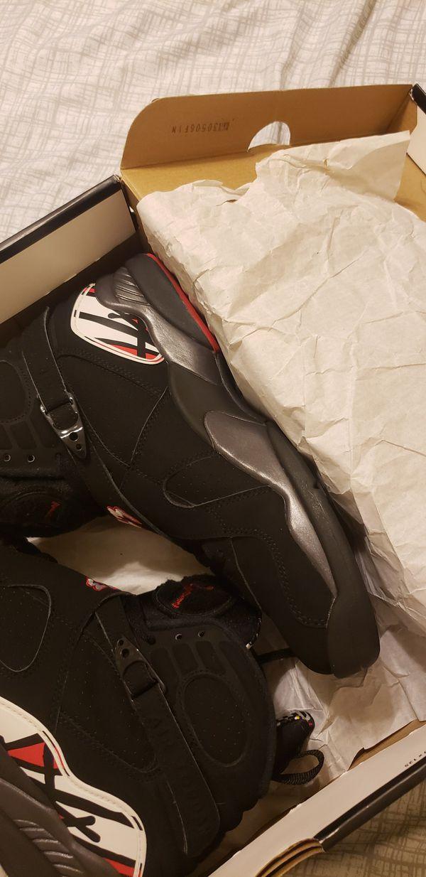 Jordan 8 Retro Playoffs Size 10