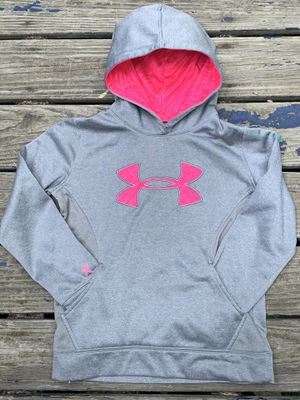 Under Armour Girls Long Sleeve Hoodie for Sale in Avon, CT