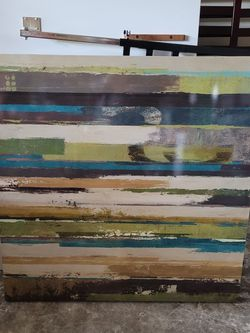 Large Wall Decor - Glossy Painting for Sale in Beavercreek,  OR