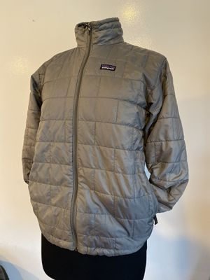 Patagonia. boys light jacket. Size for L for 12 years old for Sale in Everett, WA
