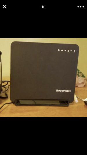 Sagemcom High Speed Wireless Router for Sale in Overland, MO