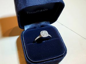 Tiffany & Co. Soleste diamond ring for Sale in Round Rock, TX