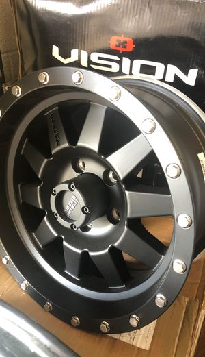 Method Wheels 5x114.3 For Jeep I have set of 5 for Sale in DEVORE HGHTS, CA