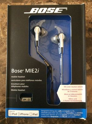 Bose headphones new for Sale in Hyattsville, MD