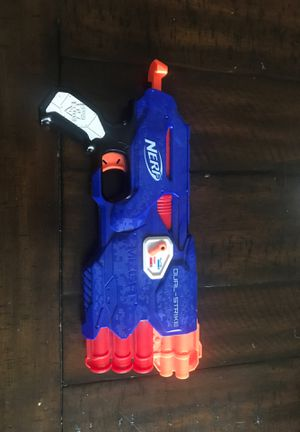 Dual Strike Nerf Gun for Sale in Southfield, MI
