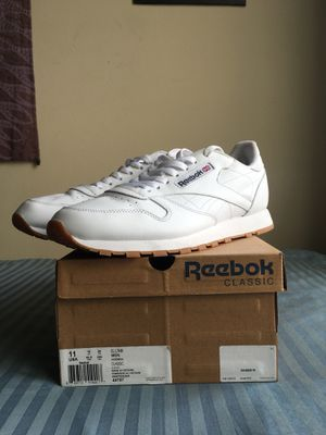 Reebok Classic Leather - 11 Mens for Sale in San Francisco, CA