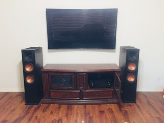 Elite pioneer receiver (SCLX502) and 2 FA Klipsch speakers for Sale in Fremont,  CA