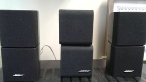 (3) Bose double cube speakers. for Sale in Los Angeles, CA