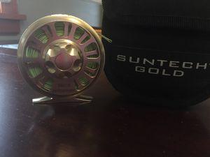 Suntech2Gold ST2G56 Fly fishing reel for Sale in Bothell, WA