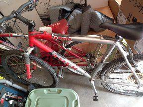 Trek 4900 bike for Sale in Denver, CO