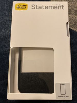 iPhone XS Max Otterbox Statement Series NEW for Sale in Colorado Springs, CO